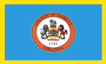 Flagge von Fairfax County