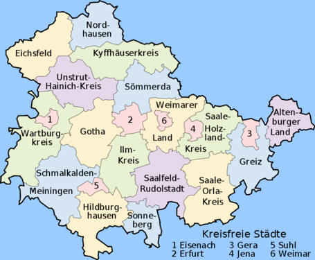 Thuringia Pictures posters news and videos on your pursuit