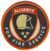 Abzeichen Alliance For Fire Service