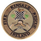 Abzeichen Fire and Rescue Kinsale