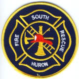 Abzeichen Fire and Rescue South Huron