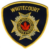Abzeichen Fire Department Whitecourt