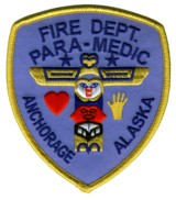 Abzeichen Fire Department and Paramedic Anchorage