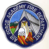 Abzeichen Fire Department Air Force Academy