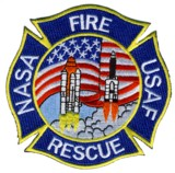 Abzeichen Fire-Rescue Johnson Control - Cape Canaveral