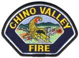 Abzeichen Fire Department Chino Valley