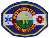 Abzeichen Fire and Rescue Westminster