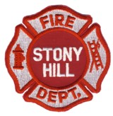 Abzeichen Fire Department Stony Hill
