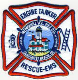 Abzeichen Volunteer Fire Company Slaughter Beach