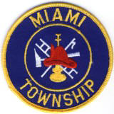 Abzeichen Fire Department Miami Township
