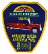 Fire Department Sunrise - Station 39