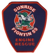 Fire Department Sunrise - Station 59