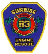 Fire Department Sunrise - Station 83