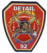 Fire Department Sunrise - Station 92