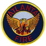 Abzeichen Fire Department Atlanta