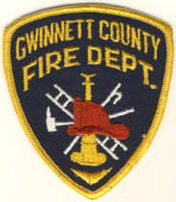 Abzeichen Fire Department Gwinnett County