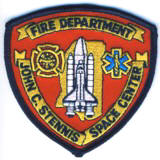 Abzeichen Fire Department Space Center