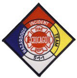 Abzeichen Fire Department Chicago  Engine Company 16