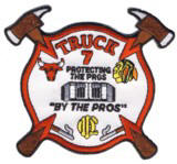 Abzeichen Fire Department Chicago / Engine Company 26
