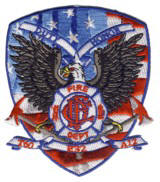 Abzeichen Fire Department Chicago / Engine Company 32