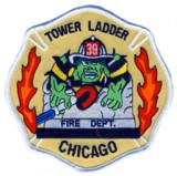 Abzeichen Fire Department Chicago / Engine Company 39