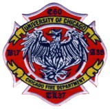 Abzeichen Fire Department Chicago / Engine Company 60
