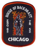Abzeichen Fire Department Chicago / Engine Company 65