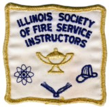 Abzeichen Illinois Society of Fire Service Instructors