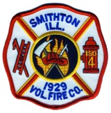 Abzeichen Volunteer Fire Department Smithton