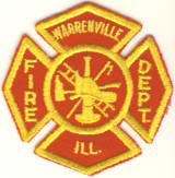 Abzeichen Fire Department Warrenville
