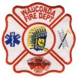 Abzeichen Fire Department Wauconda