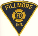Abzeichen Fire Department Fillmore