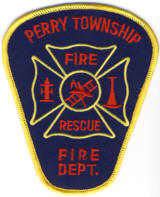 Abzeichen Fire Department Perry Township