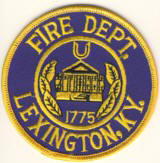 Abzeichen Fire Department Lexington