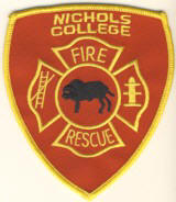 Abzeichen Fire and Rescue Nichols College Dudley
