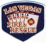Abzeichen Fire and Rescue Las Vegas