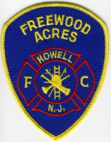 Abzeichen Fire Company Freewood Acres