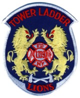 Abzeichen Fire Department City of New York / Tower Ladder 119