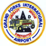Abzeichen Aircraft Rescue Grand Forks International Airport