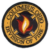 Abzeichen Division of Fire Columbus