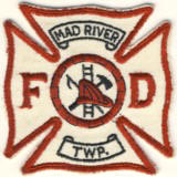 Abzeichen Fire Department Mad River Township