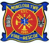 Abzeichen Fire and Rescue Monclova Township