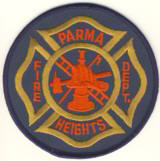 Abzeichen Fire Department Parma Heights