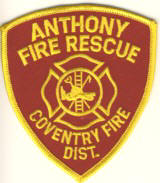 Abzeichen Fire and Rescue Anthony