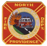 Abzeichen Fire Department North Providence