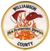 Abzeichen Fire Protection District Williamson