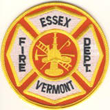 Abzeichen Fire Department Essex