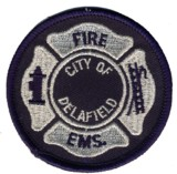 Abzeichen Fire & EMS City of Delafield