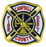 Abzeichen Fire Department Campbell County