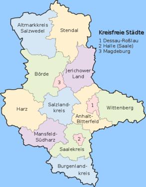 Feuerwehrabzeichen-Weltweit - Sachsen-Anhalt - Kreisfreie